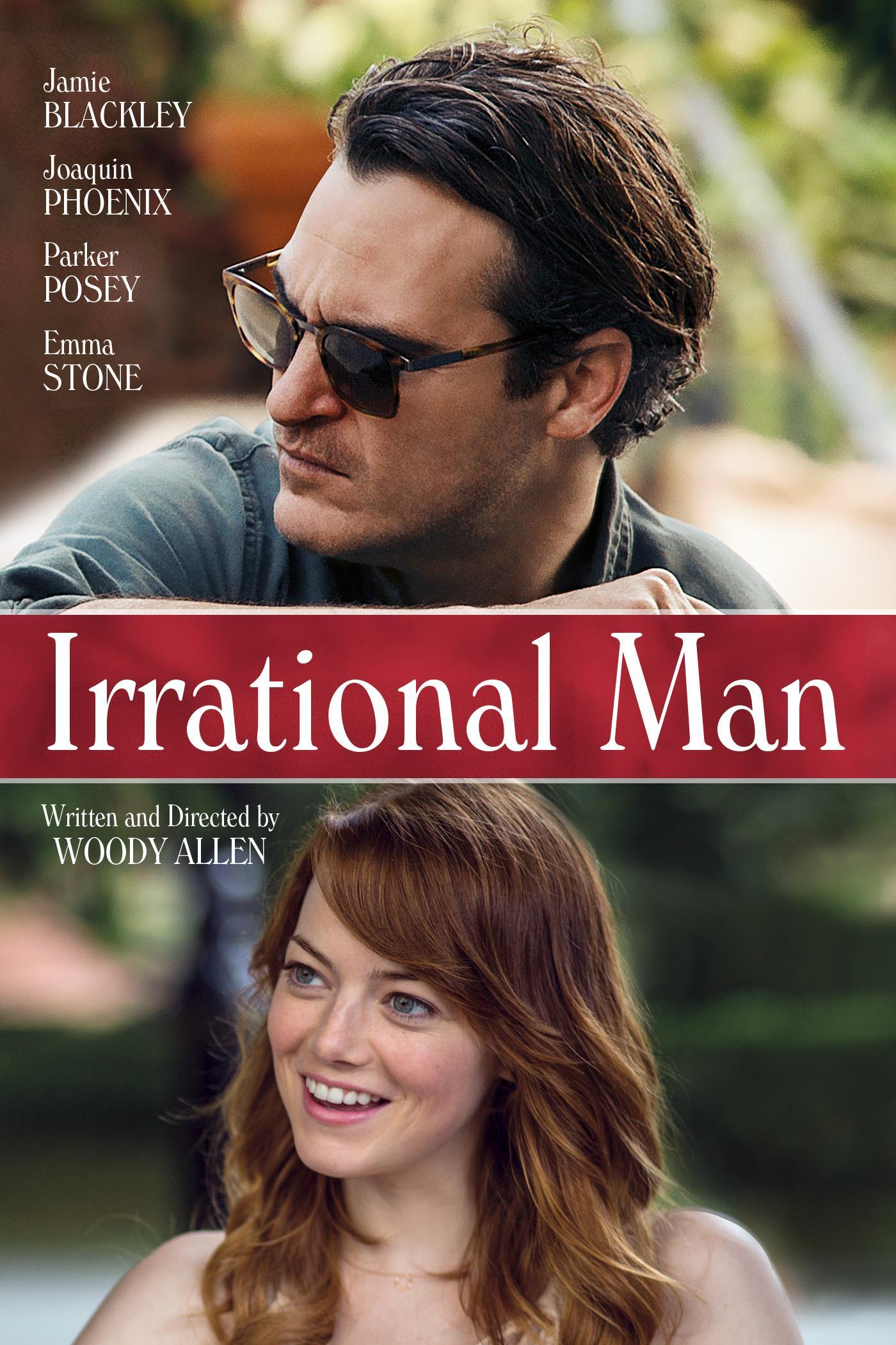 Irrational Man Film