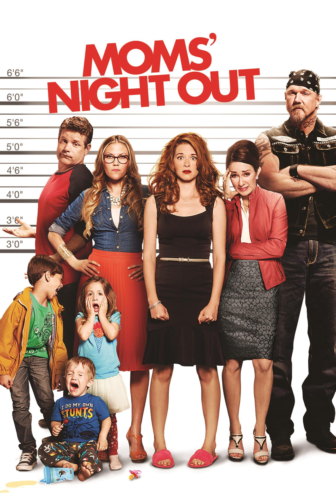 Watch the trailer for mom s night out