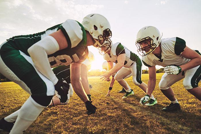 Smart Technology for Football Helmets