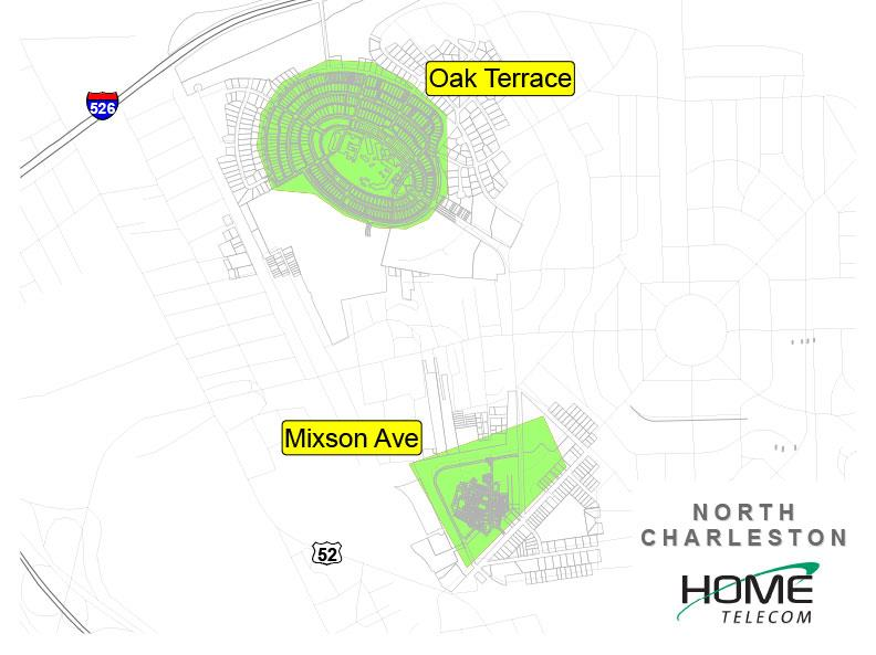 North Charleston - Velocity Neighborhoods