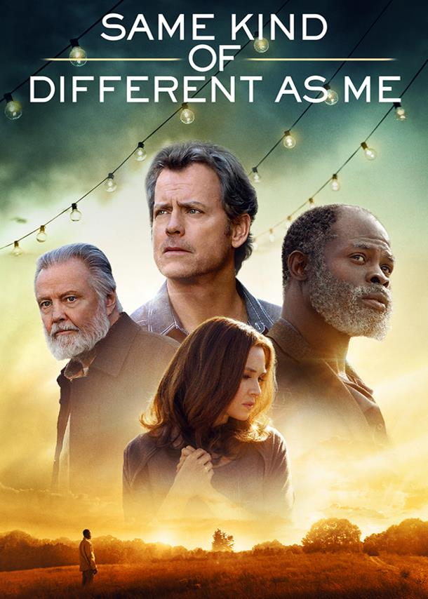 Same Kind of Different as Me - Now Playing on Demand