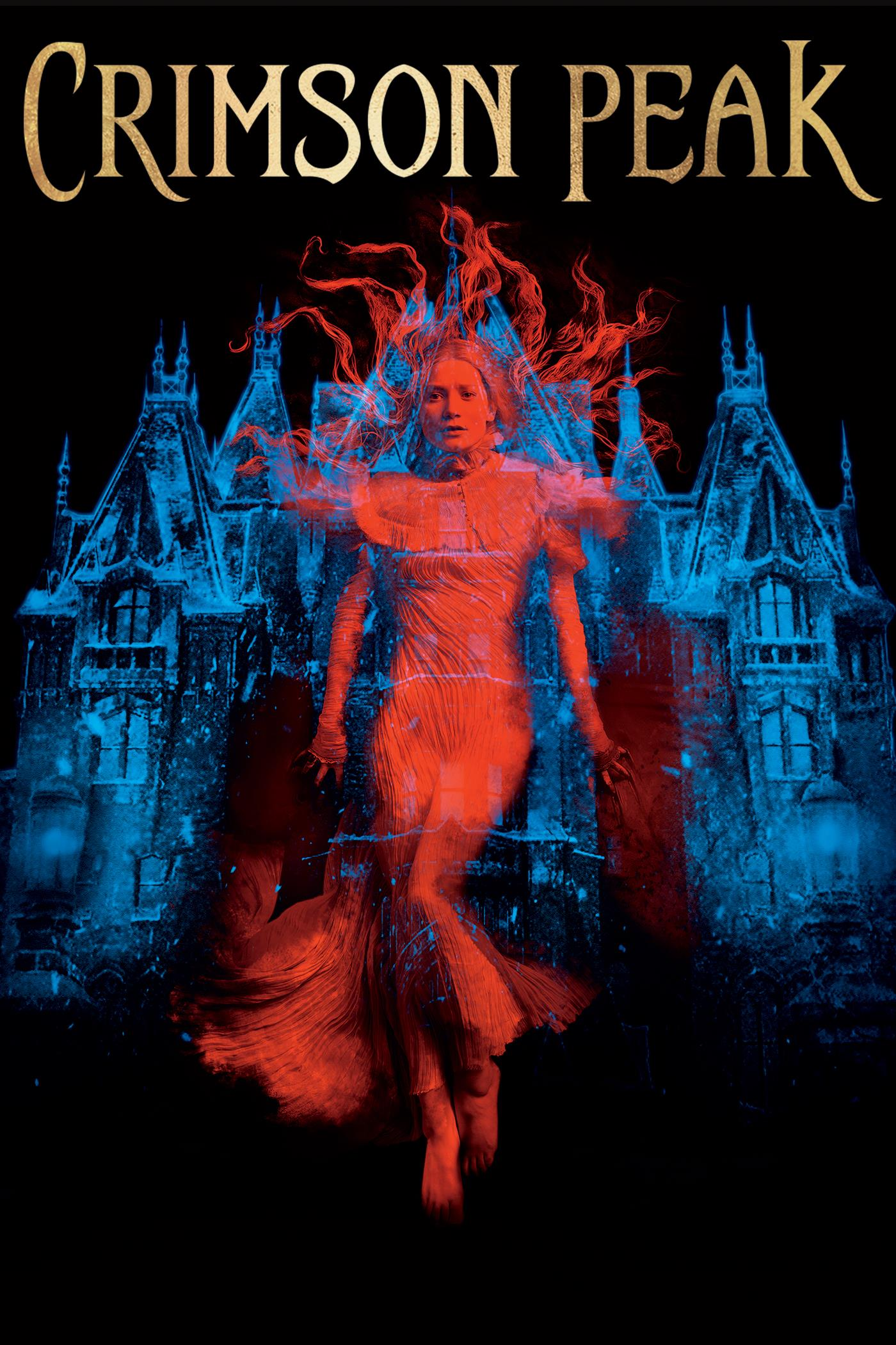 Crimson Peak - Now Playing on Demand