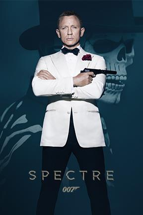 Spectre - Now Playing on Demand