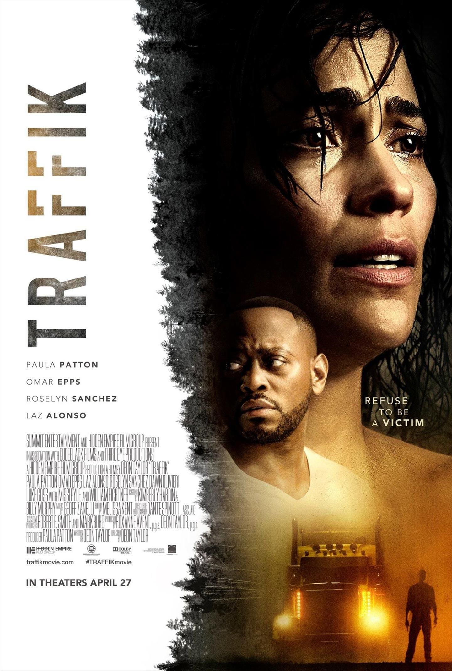 Traffik - Now Playing on Demand