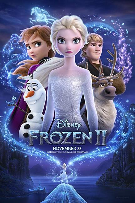 Watch the trailer for Frozen II - Now Playing on Demand