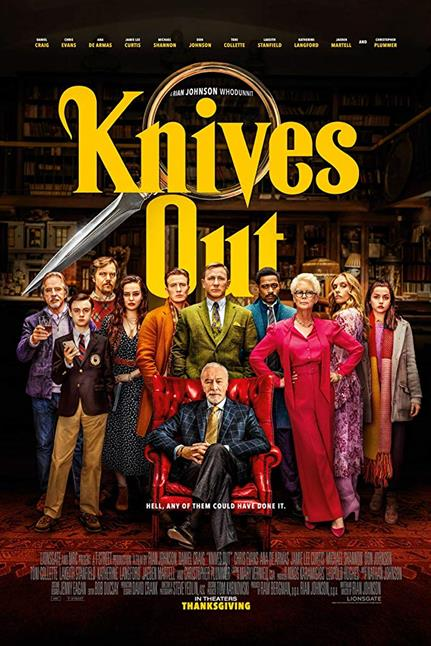 Watch the trailer for Knives Out - Now Playing on Demand