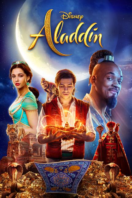 Watch the trailer for Aladdin - Now Playing on Demand