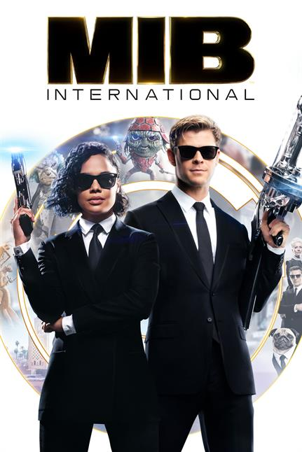 Watch the trailer for Men in Black: International - Now Playing on Demand