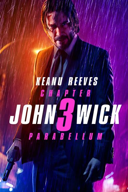 Watch the trailer for John Wick:Chapter 3 – Parabellum - Now Playing on Demand