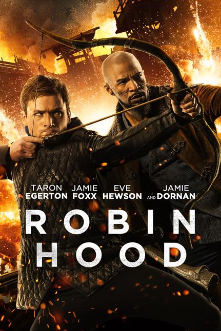 Watch the trailer for Robin Hood - Now Playing on Demand