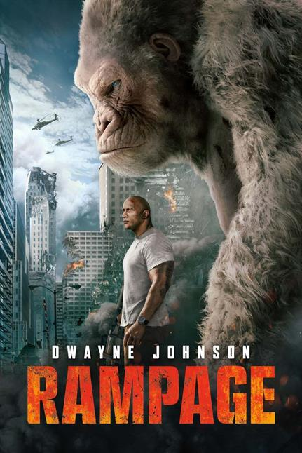 Watch the trailer for Rampage - Now Playing on Demand