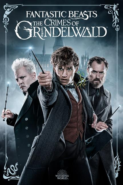 Watch the trailer for Fantastic Beasts: The Crimes of Grindelwald - Now Playing on Demand