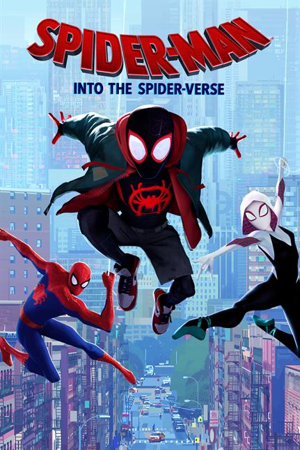 Watch the trailer for Spider-Man: Into the Spider-verse - Now Playing on Demand