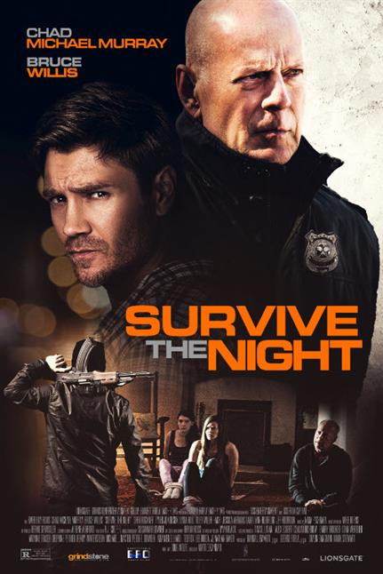 Watch the trailer for Survive The Night - Now Playing on Demand