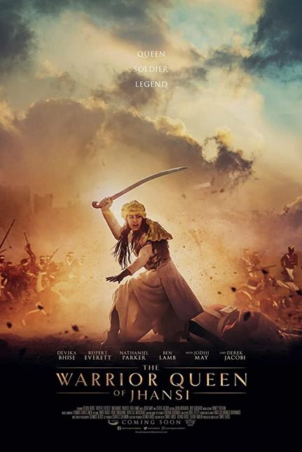 Watch the trailer for The Warrior Queen of Jhansi - Now Playing on Demand