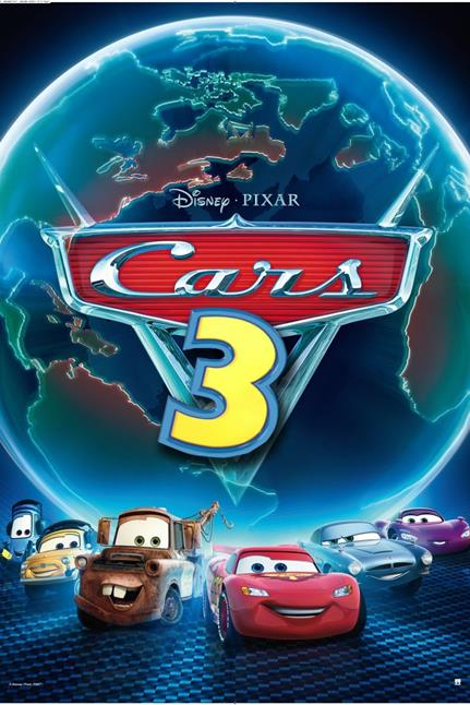 Watch the trailer for Cars 3 - Now Playing on Demand
