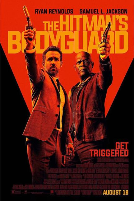 Watch the trailer for The Hitman's Bodyguard - Now Playing on Demand