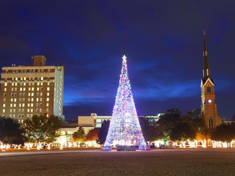 Holiday Events and Attractions in Charleston
