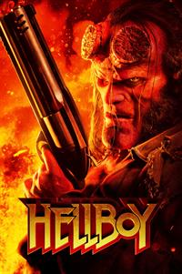 Hellboy - Now Playing on Demand