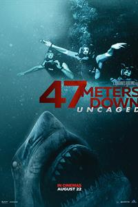 47 Meters Down: Uncaged - Now Playing on Demand
