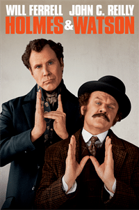 Holmes And Watson - Now Playing on Demand