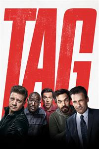 Tag - Now Playing on Demand
