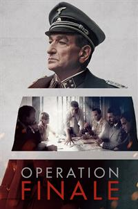 Operation Finale - Now Playing on Demand