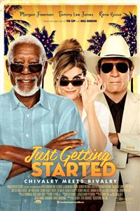 Just Getting Started - Now Playing on Demand