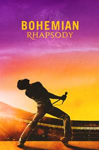 Bohemian Rhapsody - Now Playing on Demand