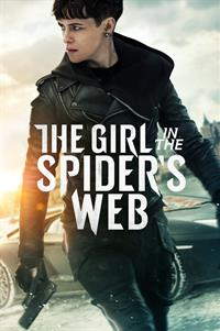 The Girl in the Spider's Web - Now Playing on Demand