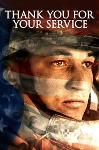 Thank You for Your Service - Now Playing on Demand