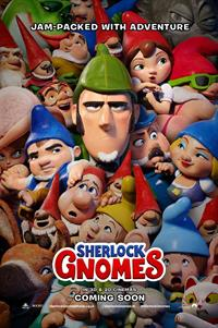 Sherlock Gnomes - Now Playing on Demand