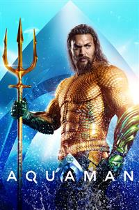 Aquaman - Now Playing on Demand