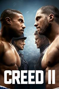 Creed II - Now Playing on Demand