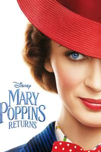 Mary Poppins Returns - Now Playing on Demand