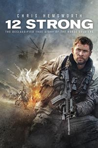 12 Strong - Now Playing on Demand