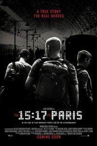 The 15:17 to Paris - Now Playing on Demand