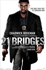 21 Bridges - Now Playing on Demand