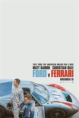 Ford v Ferrari - Now Playing on Demand