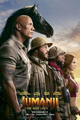 Jumanji: The Next Level - Now Playing on Demand