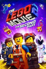 Lego Movie 2: The Second Part - Now Playing on Demand