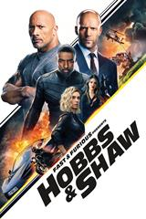 Hobbs & Shaw - Now Playing on Demand