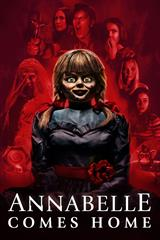 Annabelle Comes Home - Now Playing on Demand