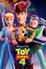 Toy Story 4 - Now Playing on Demand