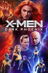 X-Men Dark Phoenix - Now Playing on Demand