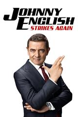 Johnny English Strikes Again - Now Playing on Demand