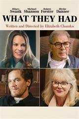 What They Had - Now Playing on Demand