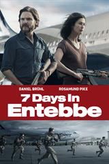 7 Days in Entebbe - Now Playing on Demand