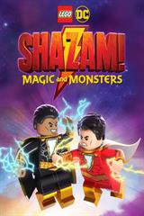 Lego DC Shazam - Now Playing on Demand