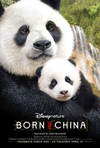 Born in China (Disney Nature) - Now Playing on Demand